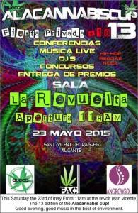 Alacannabis cup 2015